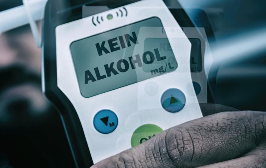 Впервые алкозамки (alcohol interlock) начали применять в Швеции в конце 1990-х годов. Фото pixabay.com