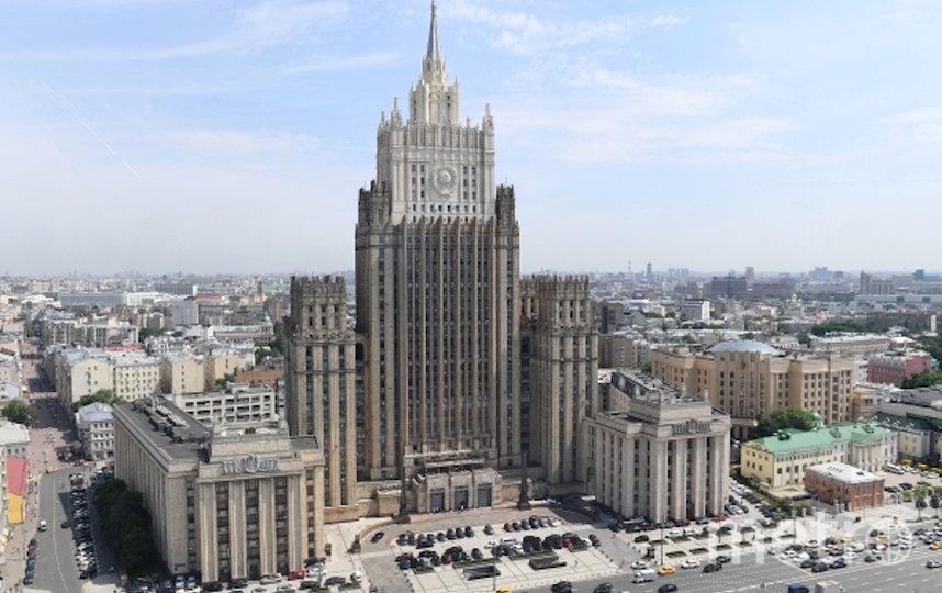 """В МИДе заявили, что обвинения Минска """"не выдерживают никакой критики"""". Фото РИА Новости"""