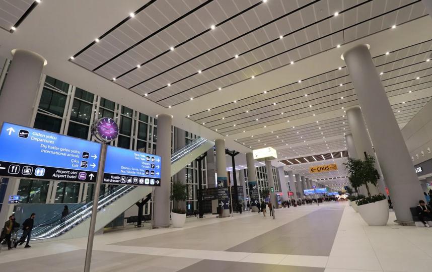 Аэропорт Стамбула готов принимать российских туристов. Фото Pixabay