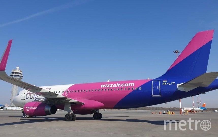 Авиакомпания WizzAirUK возобновляет рейсы из Пулково в Лондон.