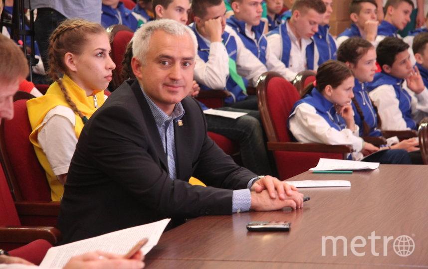 Роман Коваль, архивное фото, 2017 год. Фото assembly.spb.ru