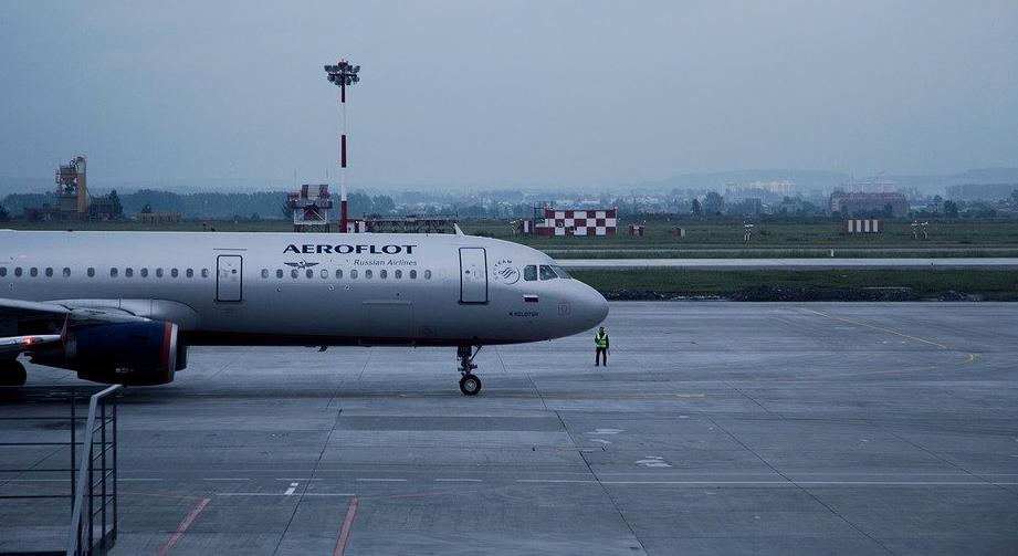 """Самолёт принадлежит компании """"Аэрофлот"""". Фото pixabay.com, архивное"""