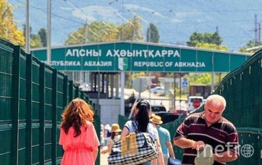 "Абхазию открыли 1 августа. Фото https://www.instagram.com/p/CDarbcQALKe/, ""Metro"""