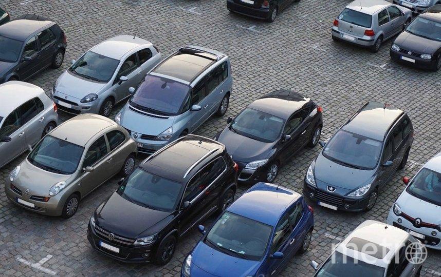 """Беглов назвал ситуацию с парковкой """"хаотичной"""". Фото Pixabay."""