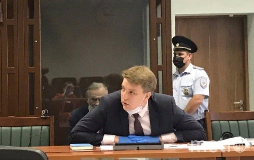 Лукьянов будет работать вместе с адвокатом Ириной Скурту. Фото Объединенная пресс-служба судов Петербурга.