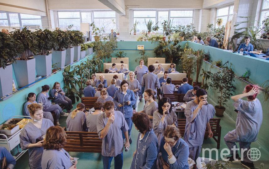 """На выставку """"Эпидемия с Антоном Красовским""""  попали снимки, сделанные в период с  30 марта по 28 мая. Фото Max Avdeev for Epidemic@RT"""