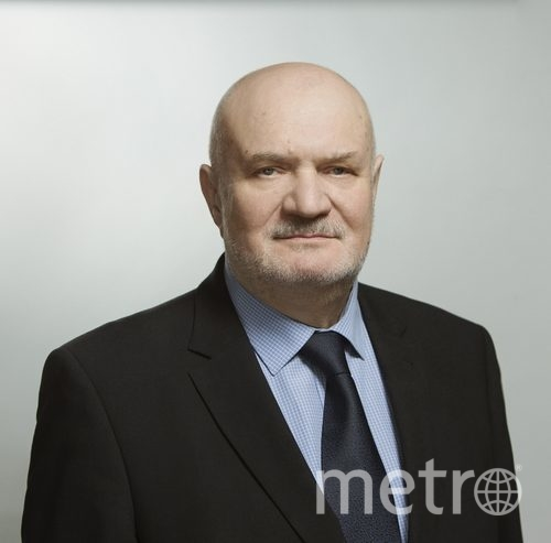 "Владимир Гарюгин. Фото metro.spb.ru, ""Metro"""