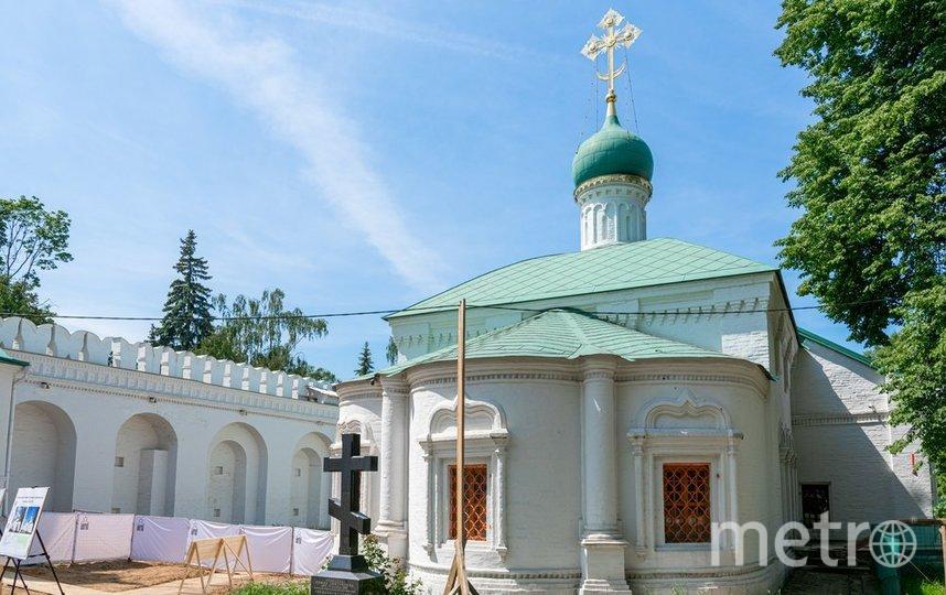 """Новодевичий монастырь был основан 13 (26) мая 1524 года Великим Князем Московским Василием III в память присоединения Смоленска в 1514 году. Фото агентство """"Москва"""""""