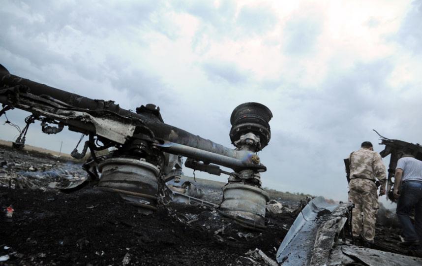 """В результате крушения малайзийского """"Боинга"""" погибли 298 человек. Фото из архива., AFP"""