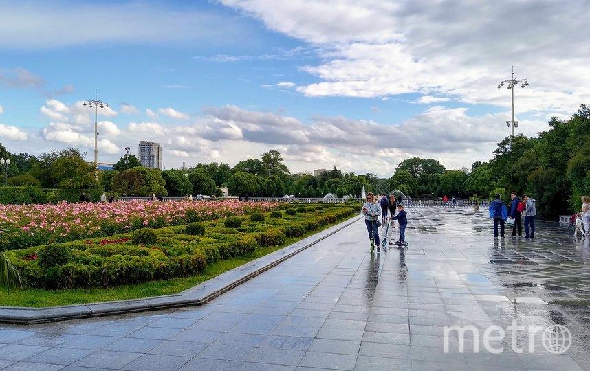 Москвичей ждёт непогода. Фото pixabay