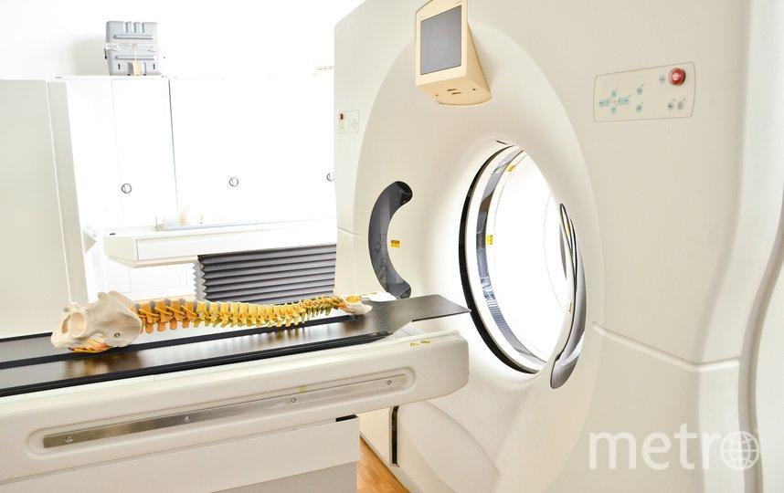 Компьютерный томограф. Фото pixabay