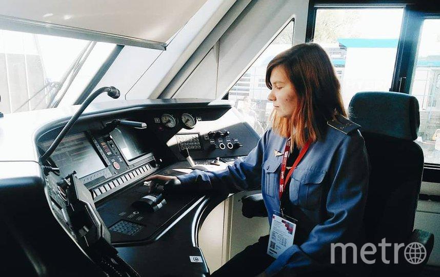 """Как рассказывает Софья, список запрещённых для женщин мест работы было решено сократить в том числе и после коллективных обращений в Минтруд от неё и других девушек, мечтающих о """"мужской"""" профессии. Фото предоставлено героиней материала, """"Metro"""""""