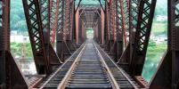 Во время военных учений в ЕАО обрушился железнодорожный мост