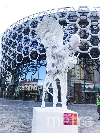 """Посмотреть на скульптуры в Казани можно будет до 20 ноября. Фото Ильяс Хафизов, """"Metro"""""""
