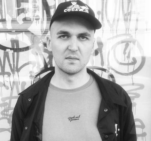"Энди Картрайт (Александр Юшко). Фото Скриншот Instagram: @kkkartrait, ""Metro"""