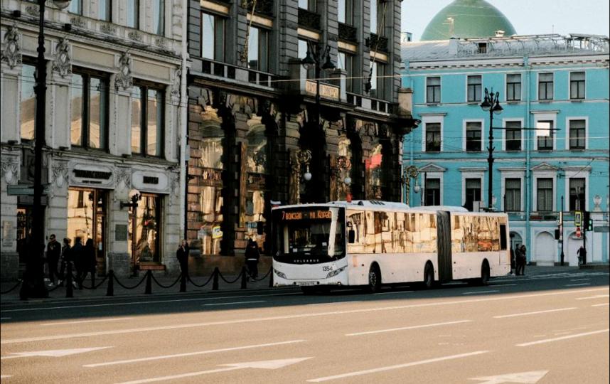 """Данный проект существует только в Санкт-Петербурге. Фото Пресс-служба ГУП """"Пассажиравтотранс""""., """"Metro"""""""
