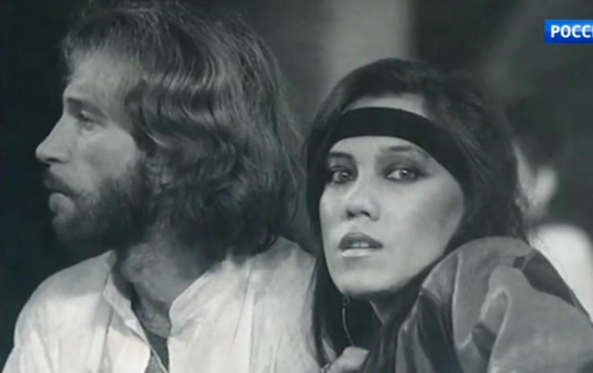Азиза и Игорь Тальков. Фото Скриншот Youtube