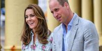 Кейт Миддлтон и принц Уильям посетили парк развлечений в Южном Уэльсе