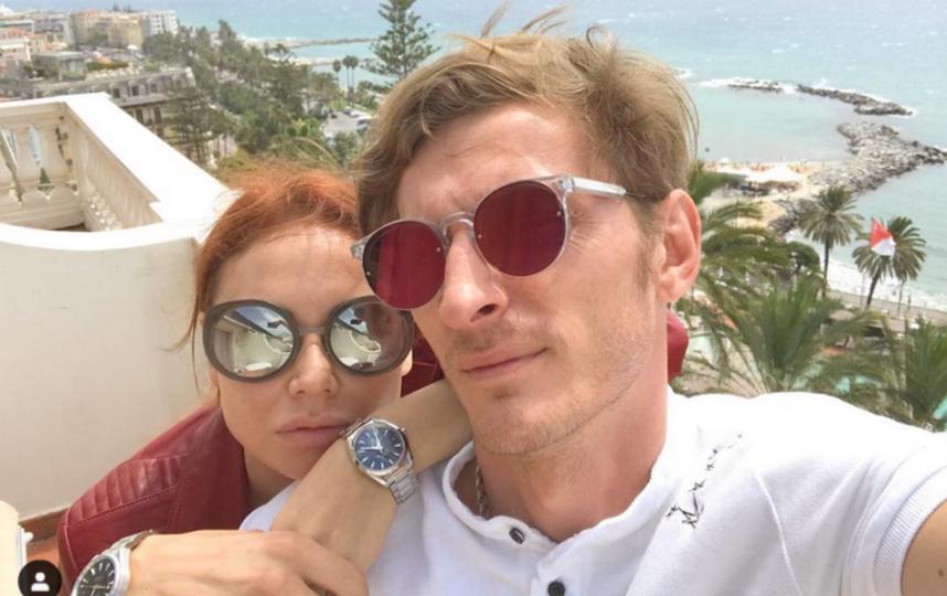 Ляйсан Утяшева и Павел Воля. Фото Instagram: @liasanutiasheva