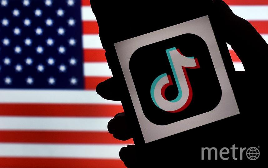 Дональд Трамп намерен запретить TikTok в США. Фото AFP