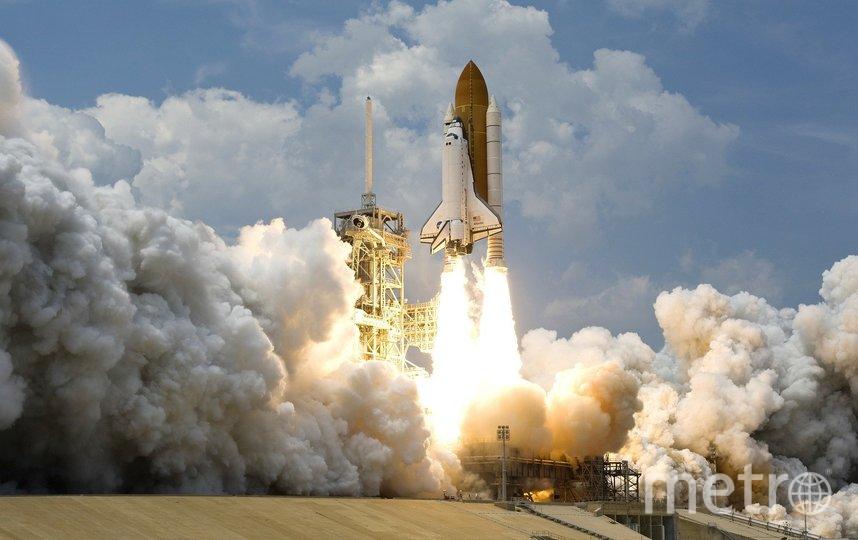 """Ракета, архивное фото. Фото агентство """"Москва"""""""