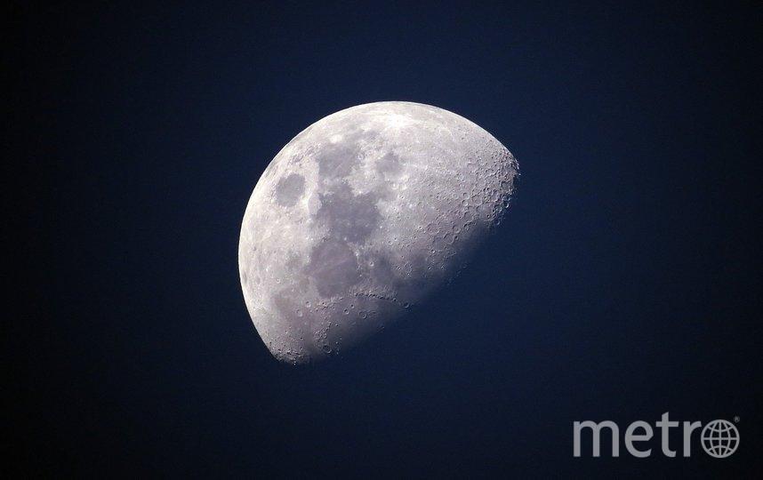 Полёты на Луну могут стать обыденностью. Фото pixabay
