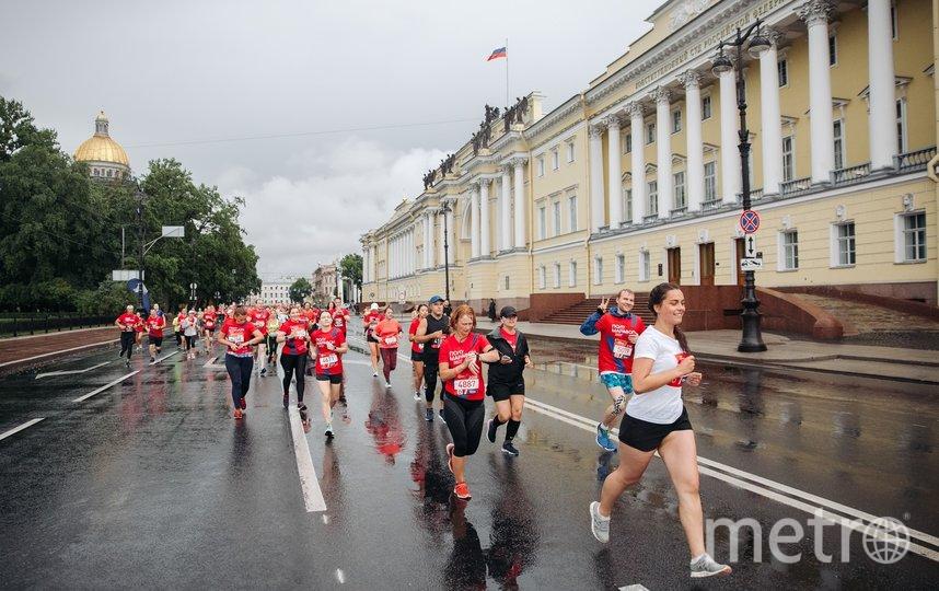 В воскресенье в Петербурге пройдет массовый забег. Фото spbhalf.runc.run.