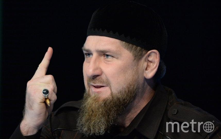 Рамзан Кадыров. Фото РИА Новости