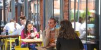 Десять столичных ресторанов закрыли за нарушение ограничений по коронавирусу
