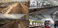 Как меняются станции МЦД: фото до и после реконструкции