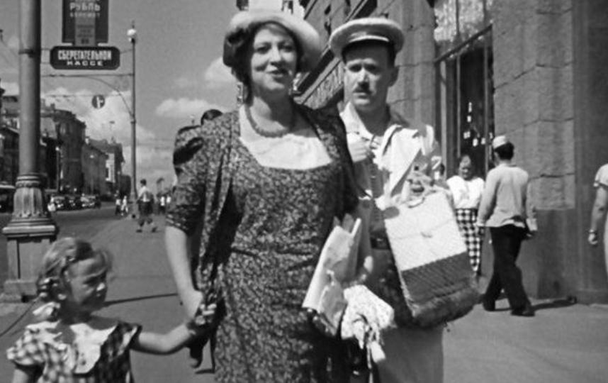 "Ляля: ""Муля, не нервируй меня!"". Кадр фильма ""Подкидыш"", 1939 год. Фото wikipedia.org"