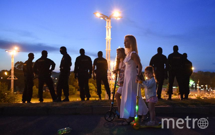 Белоруссия приходит в себя после выборов. Фото AFP