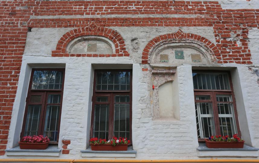 """Самая старая часть дома – каменные палаты середины 17-го века с уникальными изразцами. Сбор средств на её восстановление проходит на сайте фонда «Внимание». Фото Василий Кузьмичёнок, """"Metro"""""""