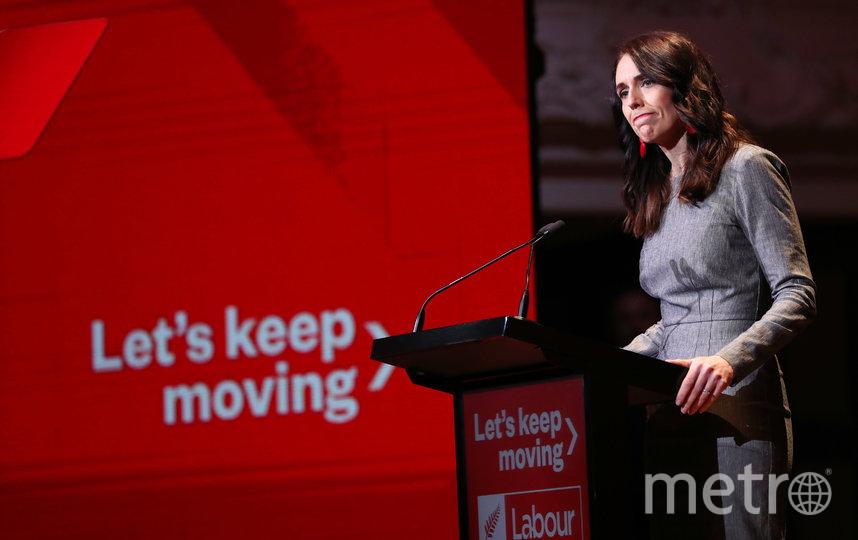 Премьер-министр Новой Зеландии Джасинда Ардерн. Фото AFP