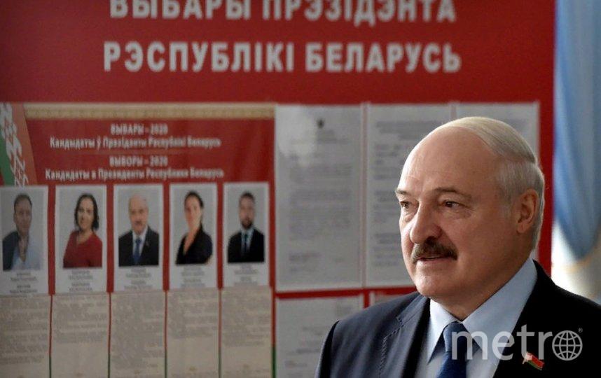 Александр Лукашенко. Фото AFP.