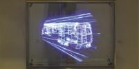 В метро Москвы зажглись голограммы: видео