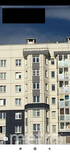 """Яна рассказала, что прямо сейчас видит из окна вывешенные соседями исторические бело-красно-белые флаги и слышит с улицы песню группы """"Кино"""" """"Перемен"""", ставшую гимном протеста в Белоруссии. Фото предосталено героиней материала"""