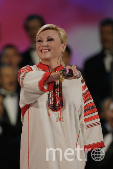 Валентина Легкоступова (архивное фото). Фото РИА Новости