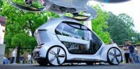 Электрокары, воздушное метро и аэротакси: что из себя представляет транспорт будущего