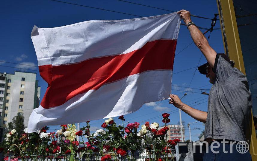 Президентские выборы прошли в Белоруссии 9 августа. Фото AFP