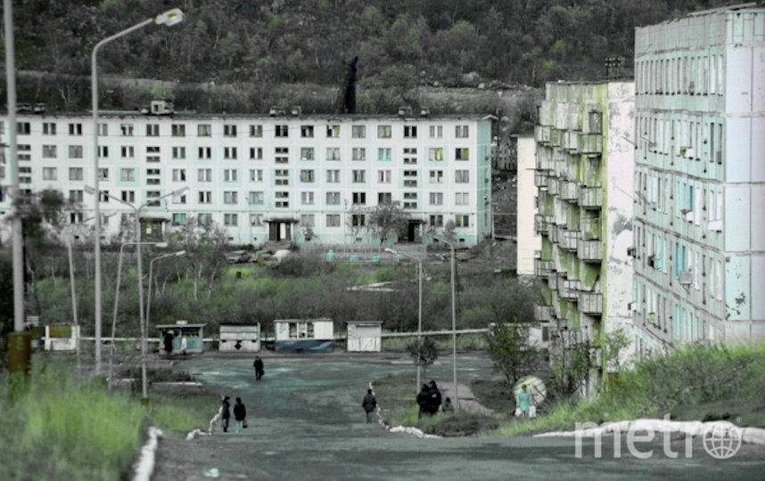 Посёлок подводников Видяево. Фото РИА Новости