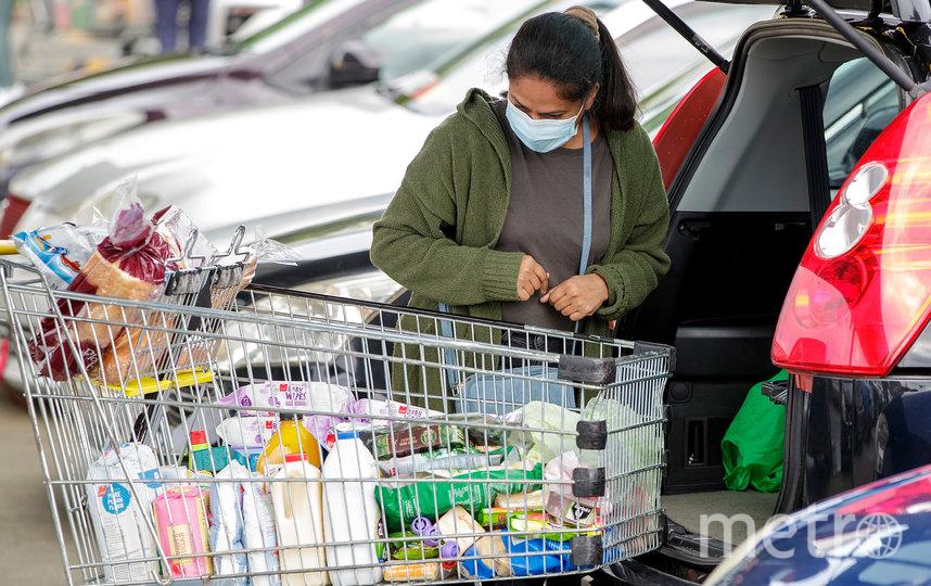 В Окленде введён трёхдневный карантин. Фото AFP