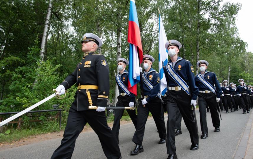 "Памятная церемония. Фото Святослав Акимов, ""Metro"""