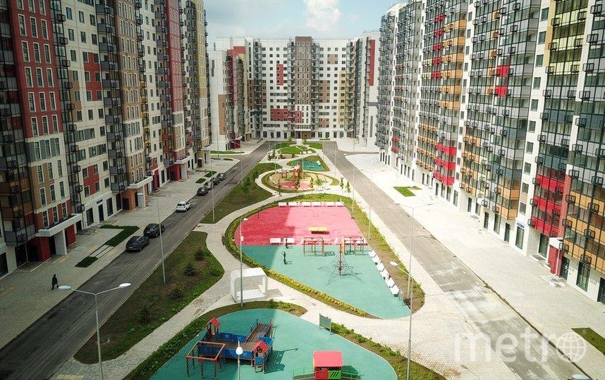 """Программа реновации была запущена Правительством Москвы в 2017 году. Фото АГН """"Москва"""""""