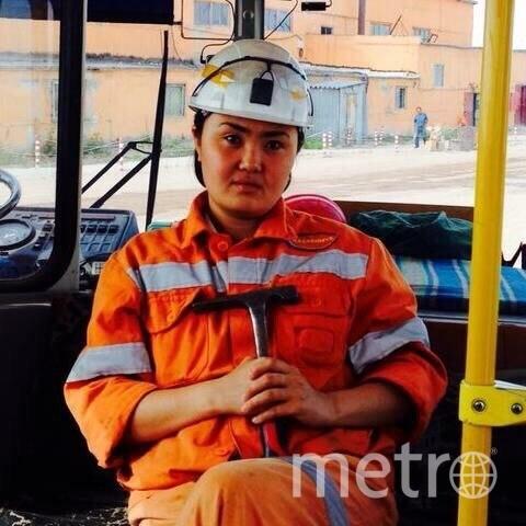 Асем Шаяхметова работала геологом. Фото предоставила героиня публикации