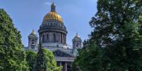 На гребне антициклона: в Петербурге обойдется без дождей