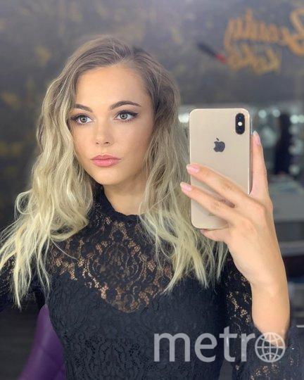 Октябрина Максимова. Фото Скриншот Instagram/oktyabrina_maximova