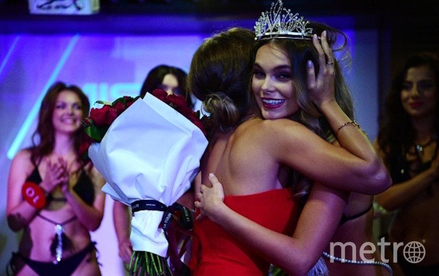 Финал конкурса. Фото РИА Новости