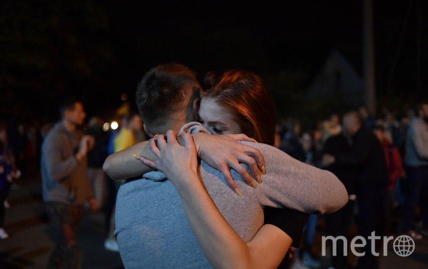 В четверг, 14 августа, задержанных начали отпускать. Фото AFP
