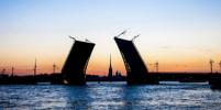 На выходные в Петербург заглянет солнце